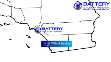 Battery Backup Power, Inc. Provides Resiliency To Payment Kiosks During Power Outages