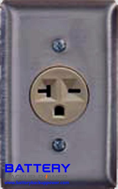 Electrical Sockets – Battery Backup Power, Inc.