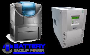 Eden 260V 3D Printer With Battery Backup Power UPS