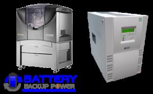 Eden 260V Dental 3D Printer With Battery Backup Power UPS