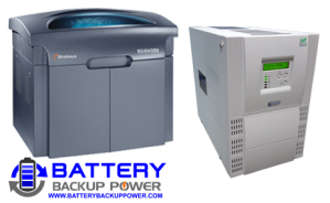 Eden 350V 3D Printer With Battery Backup Power UPS