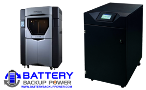Fortus 380mc 3D Printer With Battery Backup Power UPS