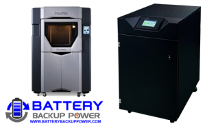 Fortus 450mc 3D Printer With Battery Backup Power UPS