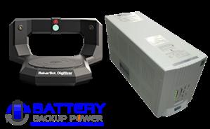 Uninterruptible Power Supply (UPS) For MakerBot Digitizer Desktop 3D Scanner