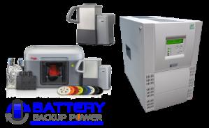Mojo 3D Printer And WaveWash 55 With Battery Backup Power UPS