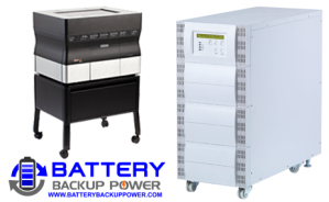 Objet 30 Desktop 3D Printer With Battery Backup Power UPS