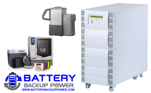 uPrint SE Plus 3D Printer And WaveWash 55 With Battery Backup Power UPS