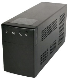 1,000 VA (1 kVA) - 600 Watt (0.6 kW) Line Interactive Battery Backup Power Uninterruptible Power Supply (UPS)