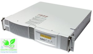 1500 VA (1.5 kVA) - 1050 Watt (1.05 kW) Rack Mount Online Battery Backup Power Uninterruptible Power Supply (UPS)