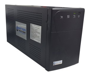 1,500 VA (1.5 kVA) - 900 Watt (0.9 kW) Line Interactive Battery Backup Power Uninterruptible Power Supply (UPS)