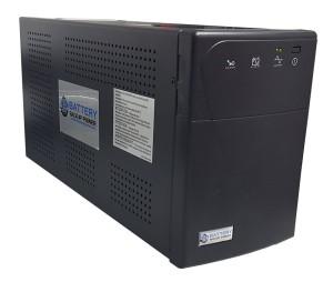1,500 VA (1.5 kVA) - 900 Watt (0.9 kW) Line Interactive Battery Backup Power Uninterruptible Power Supply (UPS)