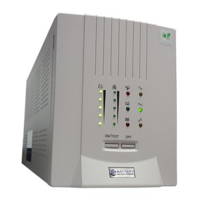 1500 VA (1.5 kVA) - 900 Watt (0.9 kW) Line Interactive Battery Backup Power Uninterruptible Power Supply (UPS)
