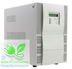 2000 VA (2 kVA) - 1400 Watt (1.4 kW) Online Battery Backup Power Uninterruptible Power Supply (UPS)