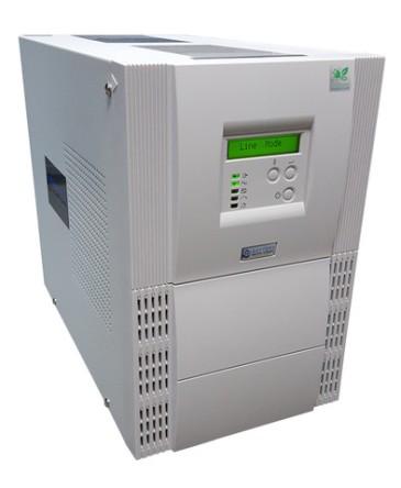 3000 VA (3 kVA) - 2100 Watt (2.1 kW) Online Battery Backup Power Uninterruptible Power Supply (UPS)