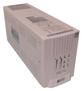 600 VA - 360 Watt Line Interactive Battery Backup Power Uninterruptible Power Supply (UPS)