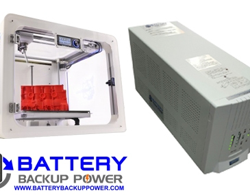 AW3D AXIOM With Battery Backup Power UPS