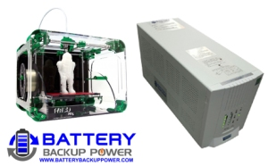 AW3D HDL With Battery Backup Power UPS