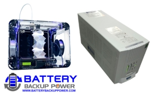 AW3D HDX With Battery Backup Power UPS