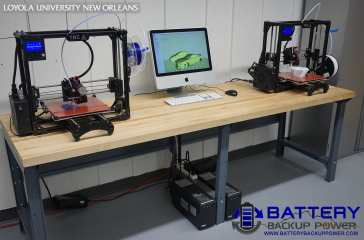 Loyola University New Orleans 3D Printing Education 01