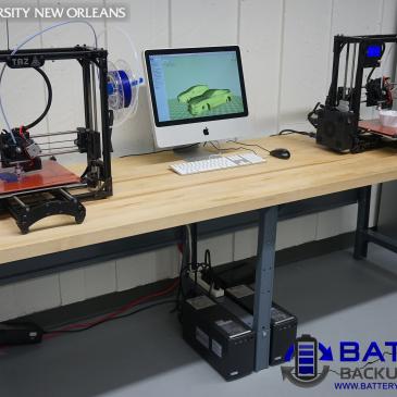 Loyola University New Orleans 3D Printing Education 01