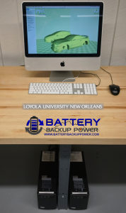 Loyola University New Orleans 3D Printing Education Computer Design