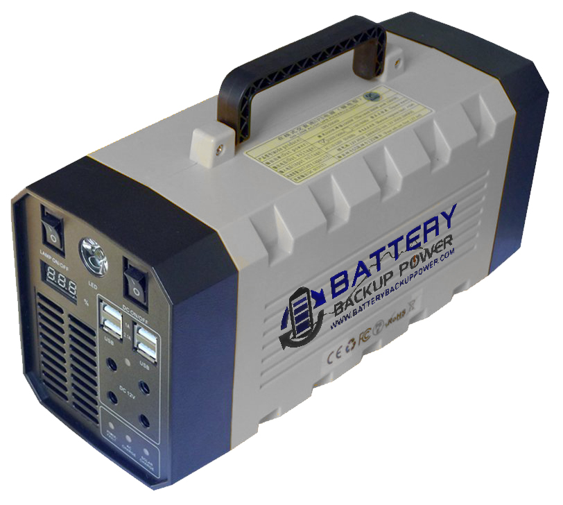 Diagram Battery Power