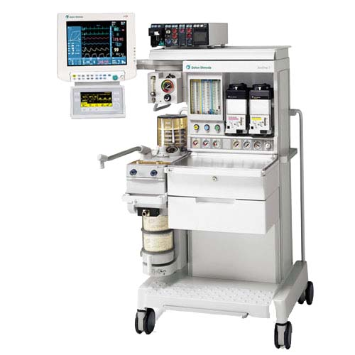 Datex Ohmeda Aestiva 5 Anesthesia Delivery System