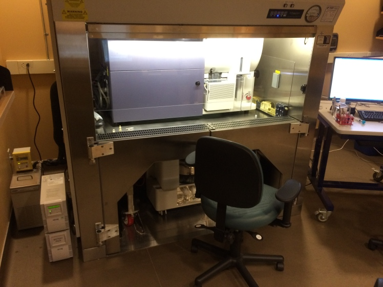 Lab Equipment Protected By Isolation Transformer And Battery Backup Power, Inc. Uninterruptible Power Supply
