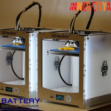 Inner-City Arts 3D Printing Center