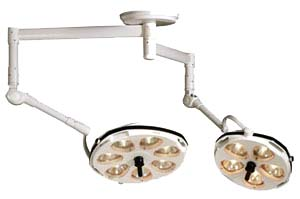Skyton Infinity Operating Room Lights With Ceiling Mount