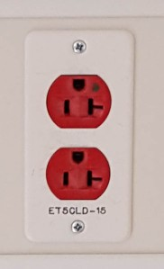 Emergency Backup Power Hospital Outlet