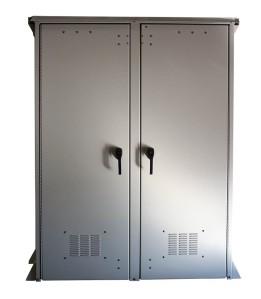 Large NEMA Enclosure With Backup Power